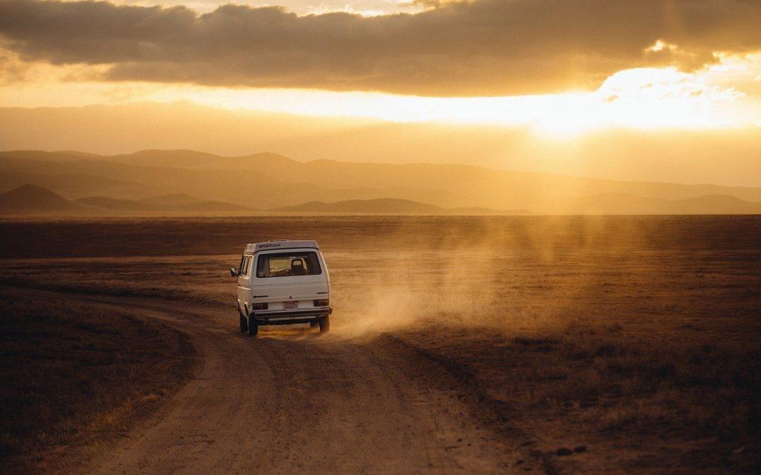 Penser à faire du Road Trip dans le Nord du Mexique.
